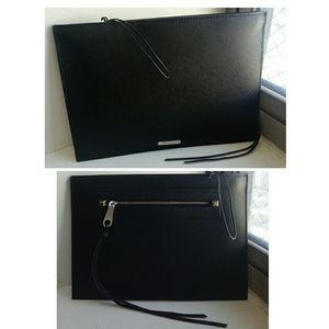 Rebecca Minkoff flat pouch/ clutch/ portfolio
